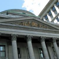 Detail van de Bank of Montreal