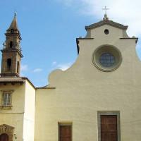 Deel van de Basilica di Santo Spirito
