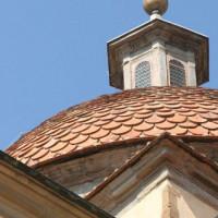 Detail van de Basilica di Santo Spirito