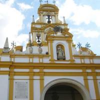 Gevel van de Basílica de la Macarena