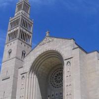 Toren van kerk in Washington