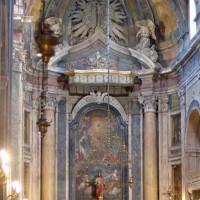 Interieur van de Basilica da Estrela