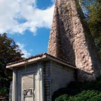Buiten aan de Basilica Cisterne