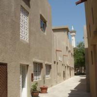 Gebouwen in Bastakiya