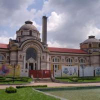 De Centrale Mineraalbaden van Sofia