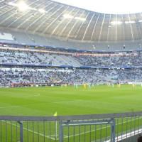 Grasmat van de Allianz Arena