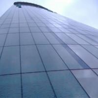 Ramen van de Beetham Tower
