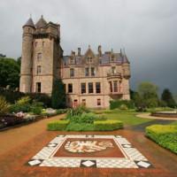 Totaalbeeld van Belfast Castle