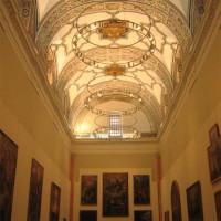 Zaal van het Museo de Bellas Artes