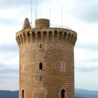 Toren van het Castell de Bellver