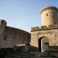 Aan het Castell de Bellver
