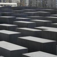 Blokken van het Holocaust Monument