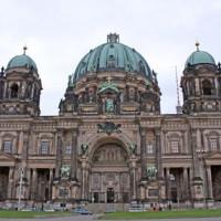 Voorgevel van de Berliner Dom
