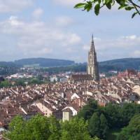 Vergezicht op de Berner Münster