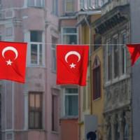 Turkse vlaggen