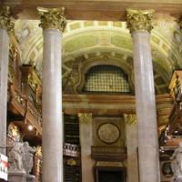 In de Nationale bibliotheek