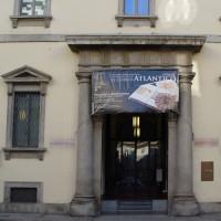 Deur van de Biblioteca Ambrosiana