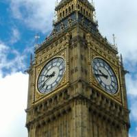 Uurwerk van de Big Ben