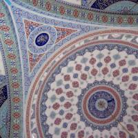 Plafond in de Grote Moskee