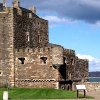 Deel van Blackness Castle