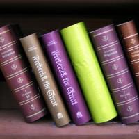Boeken in het Schoolmuseum