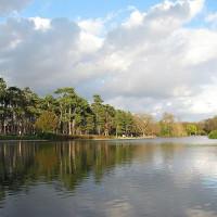 Meer in het Bois de Boulogne