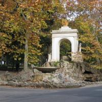 Aan de Villa Borghese