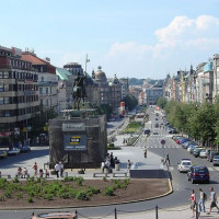 Plein in Nové Mesto