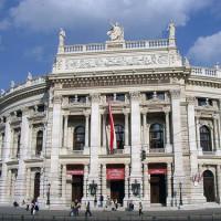 Deuren van het Burgtheater