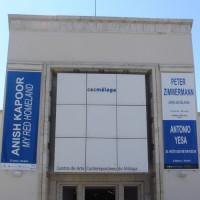 Voorkant van het CAC Málaga