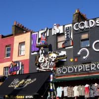 Beeld uit Camden Town