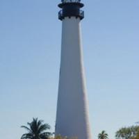 Overzicht van de Cape Florida Lighthouse