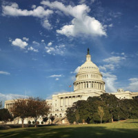 Onder aan Capitol Hill