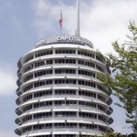 Beeld van de Capitol Records Tower