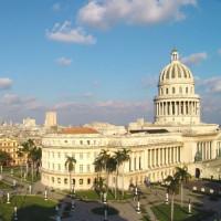 Deel van El Capitolio Nacional