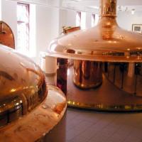 Ketels in de Carlsbergbrouwerij