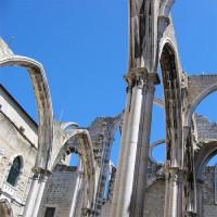 Ruïnes van het Convento Do Carmo