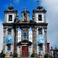 Voorgevel van de Igreja do Carmo