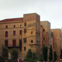 Totaalbeeld van het Casa de l' Ardiaca