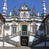 Deuren van het Casa de Mateus