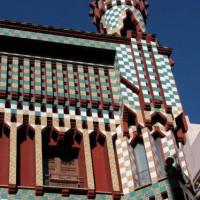 Torentje op het Casa Vicens