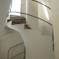 Wenteltrap in het Casa Batlló