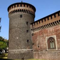 Het Castello Sforzesco
