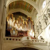 Orgel van de Catedral de la Almudena