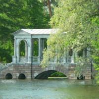 Gebouwtje in het Catharinapark