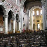 Interieur van Belfast Cathedral