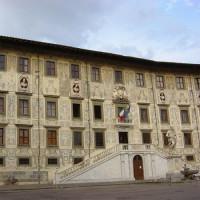 Gevel van het Palazzo dei Cavalieri