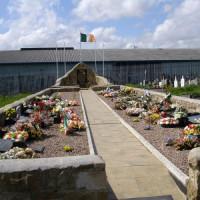 Beeld op Milltown Cemetery
