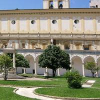 Tuin van het Certosa di San Martino