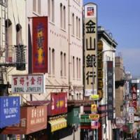 Winkels in Chinatown